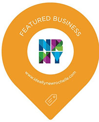 New Rochelle featured business logo